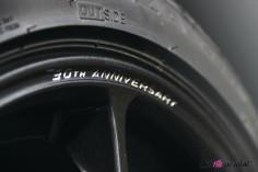 Mazda MX-5 30th Anniversary 2019 jantes 17 pouces noires détail