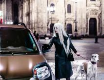 Fiat Panda City Cross Trussardi Ava Max Torn
