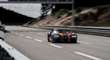 Bugatti Chiron 490 km/h 2019 record vitesse circuit