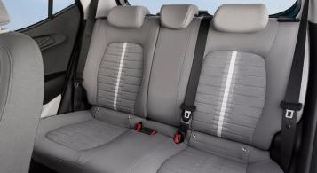 Hyundai i10 2019 banquette arrière