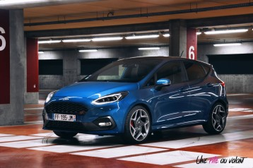 Essai Ford Fiesta ST 2019 citadine cinq portes profil jantes