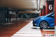 Essai Ford Fiesta ST 2019 capot avant jantes