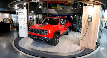Jeep Renegade PHEV 2019 MotorVillage SUV hybride rechargeable