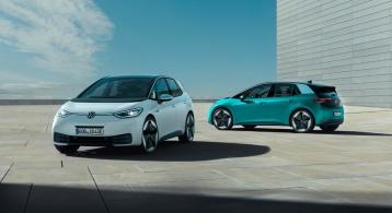 Volkswagen ID.3 2019 compacte électrique Francfort nouveauté