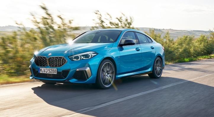 BMW Série 2 Gran Coupé 2019 dynamique profil compacte jantes calandre