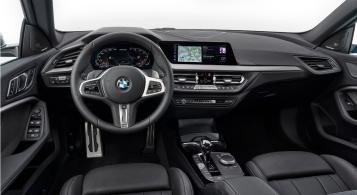 BMW Série 2 Gran Coupé 2019 intérieur volant écran combiné