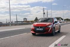 Essai Peugeot 208 2019 PureTech essence dynamique