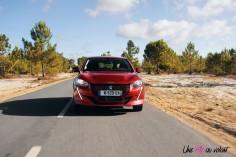 Essai Peugeot e-208 2019 dynamique électrique 136 chevaux autonomie