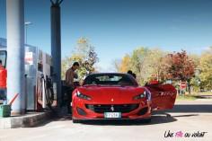 Road-Trip Ferrari Paris-Mulhouse Portofino