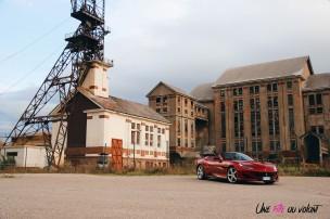 Road-Trip Ferrari Paris-Mulhouse portofino cabriolet sportive V8 essence