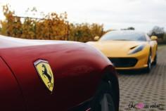 Road-Trip Ferrari Paris-Mulhouse portofino détail 812 Superfast