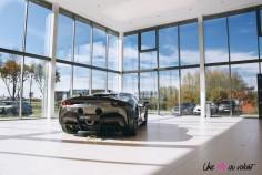 Road-Trip Ferrari Paris-Mulhouse SF90 Stradale hybride SF Grand est