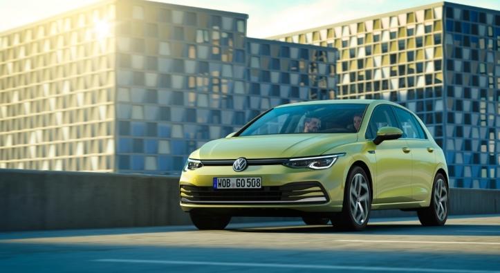 Volkswagen Golf 2019 1