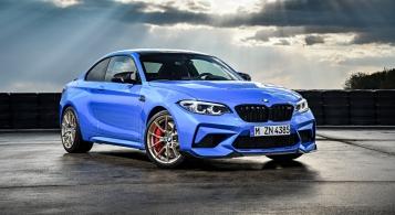 BMW M2 CS 2019 sportive coupé six cylindres