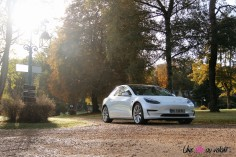 Essai Tesla Model 3 Performance 2019 berline électrique sportive moteur